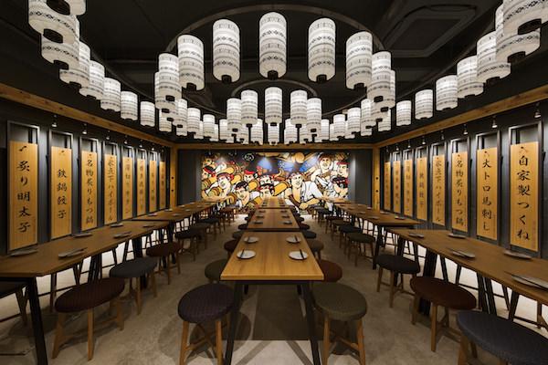 博多屋大吉銀座店マッチングストーリー「楽しい大衆居酒屋」