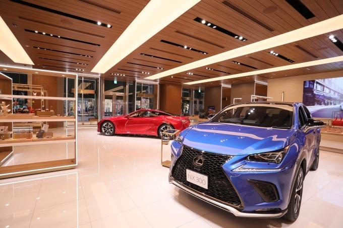 「レクサス」ブランド体験型施設「レクサス ミーツ」東京ミッドタウン日比谷にオープン…他3件|3/19~3/25店舗づくりのニュースまとめ