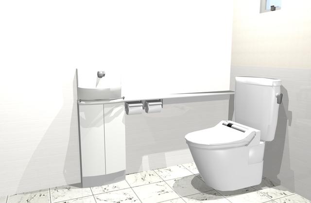 店舗デザイン、実はこだわるべきトイレの内装