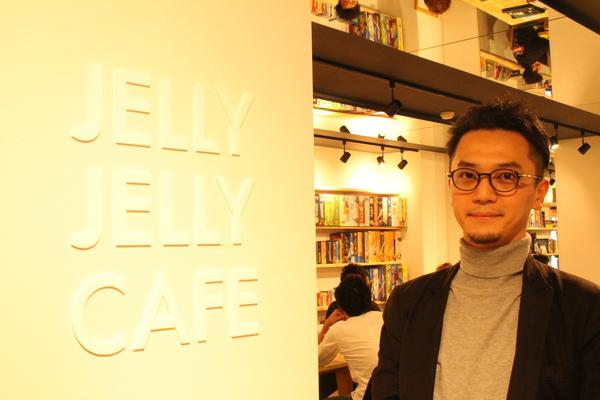 ピチカートデザイン/JELLY JELLY CAFE「もっと早くSHELFYを使っていれば、スムーズに進められたのかな」